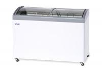 Ларь морозильный МЛГ-400 серый
