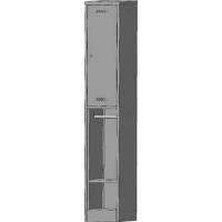 Шкаф для одежды ITERMA ШО-2-300/500/1850