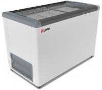 Мини изображение Ларь морозильный  FG 400 С серый