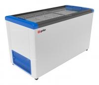 Мини изображение Ларь морозильный  FG 500 C серый