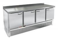 Мини изображение Стол холодильный GNE 1111/TN W