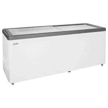 Ларь морозильный МЛП-700 серый