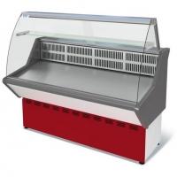 Мини изображение Витрина холодильная ВХС-1,2 Нова