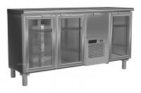 Мини изображение Стол холодильный BAR-360 С Rosso