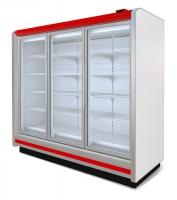 Мини изображение Витрина холодильная пристенная Барселона 210/98 ВХНп-1,57