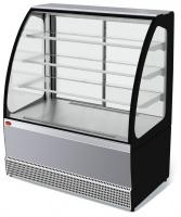 Мини изображение Витрина холодильная Veneto VS-0,95 (нерж.)