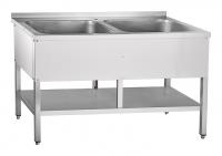 Мини изображение Ванна моечная  ВМП-6-2-5 РН