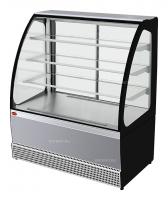 Мини изображение Витрина холодильная Veneto VS-1.3, нерж.