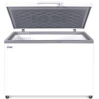 Мини изображение Ларь морозильный  МЛК-400 серый