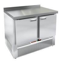 Стол холодильный HICOLD GNE 11/TN W