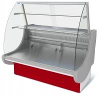 Мини изображение Витрина холодильная ВХСд-1,5 Илеть