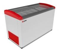Мини изображение Ларь морозильный  FG 575 E красный
