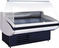 Мини изображение Витрина холодильная Gamma-2 1800 КРАСНЫЙ RAL 3004