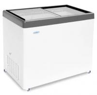 Ларь  морозильный МЛП-350 серый