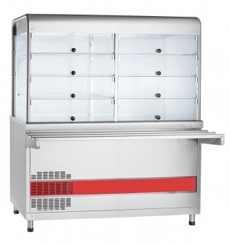 Витрина холодильная ПВВ(Н)-70КМ-С-01-НШ