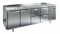 Мини изображение Стол холодильный GN 1122 BR3 TN