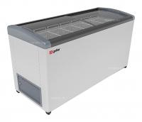 Мини изображение Ларь морозильный  FG 600 E серый