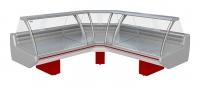 Мини изображение Витрина холодильная Парабель ВХСн-УВ