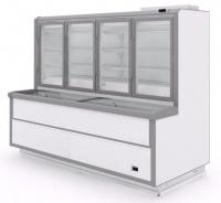 Мини изображение Холодильная витрина Эверест ВХН-3,75
