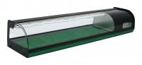 Мини изображение Витрина холодильная ВХСв-1,8 Carboma Суши-кейс
