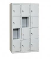 Шкаф сумочный закрытого типа ITERMA ШС-3-900/500/1860