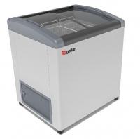 Мини изображение Ларь морозильный  FG 250 E  (FG 200 E) серый