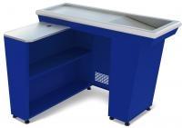 Мини изображение Кассовый бокс КБ-1,5-1Н синий