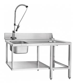 Ванна предмоечная  СПМП-6-5