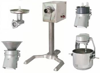Кухонная машина УКМ-01П (ММ, МО, ВМ 25л, П0-1)