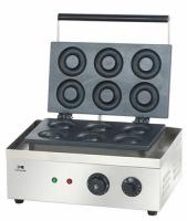 Аппарат для пончиков Hurakan HKN-GES6D