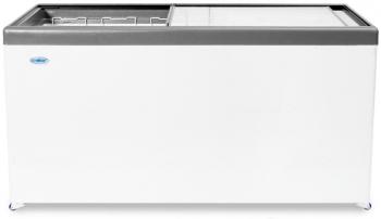 Ларь морозильный  МЛП-600 серый