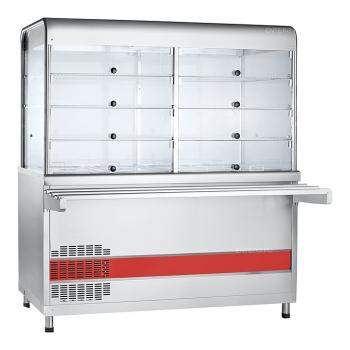 Витрина холодильная ПВВ(Н)-70КМ-С-03-НШ
