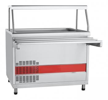 Прилавок холодильный ПВВ(Н)-70КМ-02-НШ