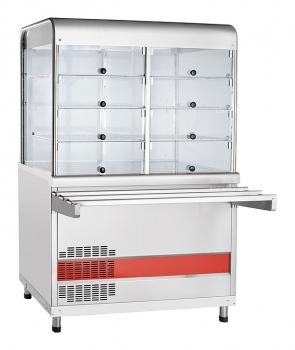 Прилавок холодильный ПВВ(Н)-70КМ-С-НШ