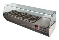 Мини изображение Витрина холодильная  VT2v-G