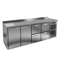 Мини изображение Стол холодильный GN 1122 BR2 TN