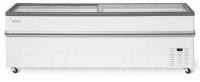 Ларь-бонета Bonvini 2500 L серый