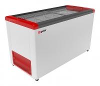 Мини изображение Ларь морозильный  FG 500 C красный