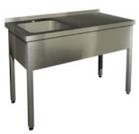 Ванна моечная iRon М1L 12/7-Р 1200*700*850