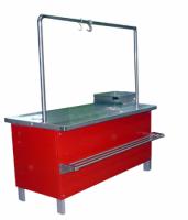 Мини изображение Витрина холодильная  ПХС-1,55/0,85 выносное холодообеспечение