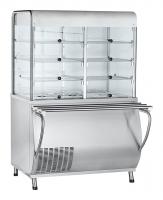Прилавок холодильный ПВВ(Н)-70М-С-01-НШ