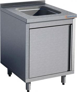 Ванна моечная Gastrolux ВМ1-067/54Р/Pr