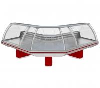 Мини изображение Витрина холодильная Парабель ВХС-УН