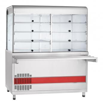 Витрина холодильная ПВВ(Н)-70КМ-С-01-ОК