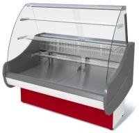 Мини изображение Витрина холодильная  ВХСд-1,2 Таир