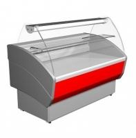 Мини изображение Витрина холодильная ВХС-1,2 Полюс Эко