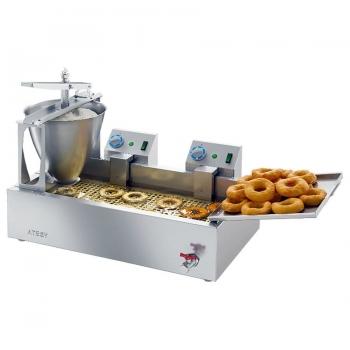 Пончиковый аппарат Гольфстрим 2М-2