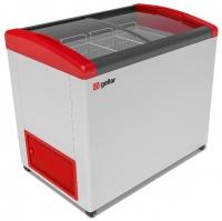 Мини изображение Ларь морозильный  FG 350 E  красный