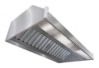 Зонт вытяжной ITERMA ЗВП-1000х800х350