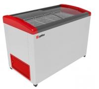 Мини изображение Ларь морозильный  FG 400 E красный